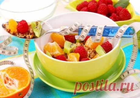 5 столовых ложек этой еды помогут вам похудеть до 6 кг за неделю!