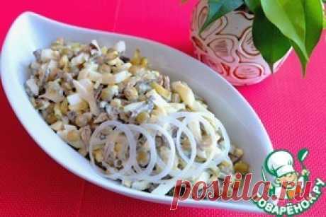 """Салат """"Селянка"""" - кулинарный рецепт"""