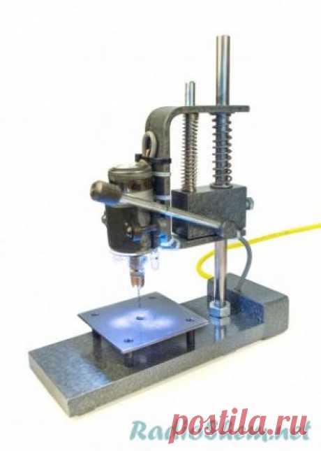 Автоматический регулятор оборотов для сверлильного станка