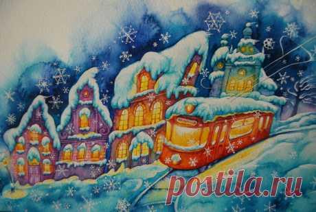 (60) Gallery.ru / Фото #44 - Картины,иллюстрации и рисунки. - pedak