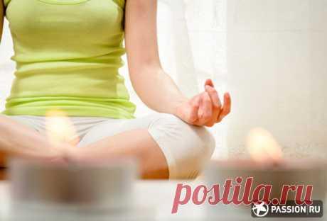 Похудеть при помощи силы мысли