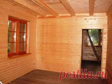 Лучшие материалы для внутренней отделки дачного дома