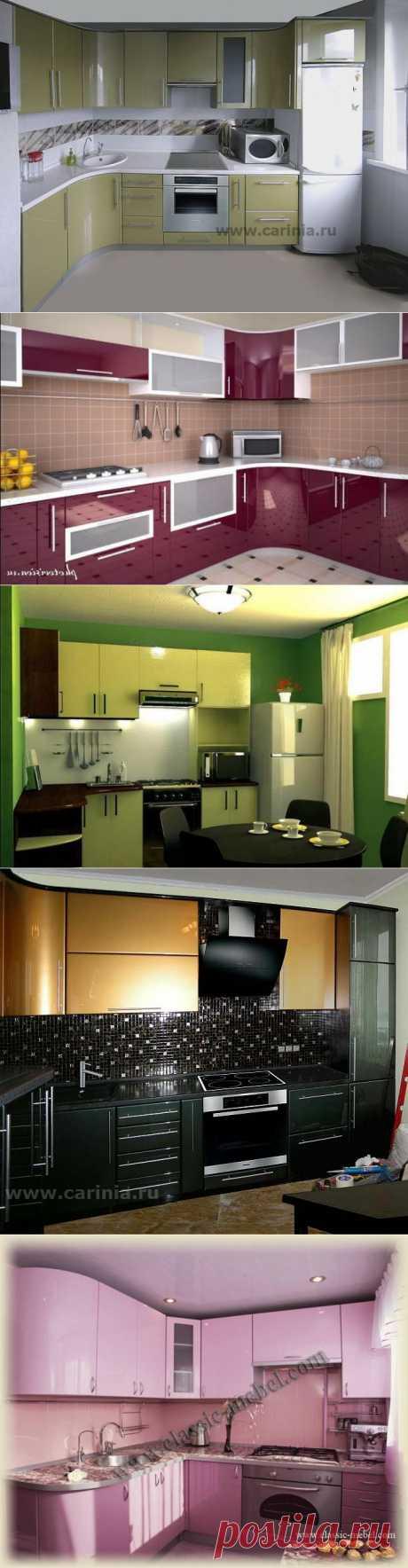 Красивые кухни - 2.