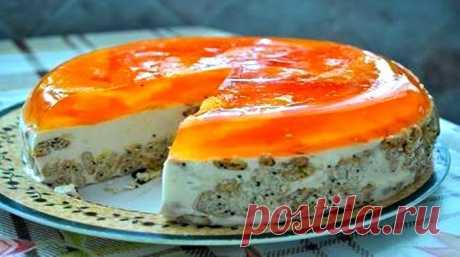 Торт без выпечки - saitkulinarii.info