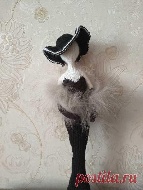 Кукла парижанка. Вязаные игрушки - подарок любимым: Каталог