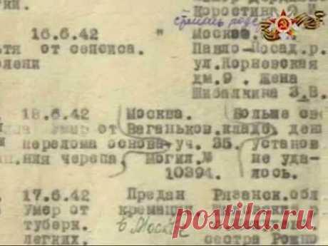 В.С.Высоцкий - Песня о погибшем летчике