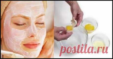 Вместо ботокса: натуральная маска для лица из 3-х компонентов