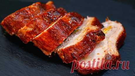 БОЖЕСТВЕННО вкусно! Шикарное мясо в духовке на праздничный стол!