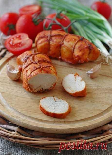 Рецепт вкусной пастромы куриной