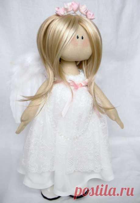 Текстильные куклы своими руками для начинающих: выкройки, фото