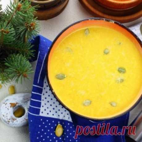 Рецепты супов пюре / Меню недели