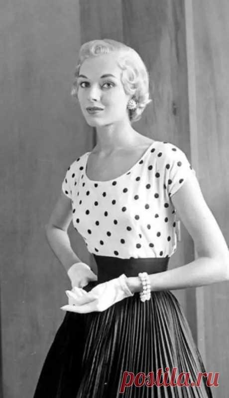 Правила для идеальной женщины 1955 года - медиаплатформа МирТесен