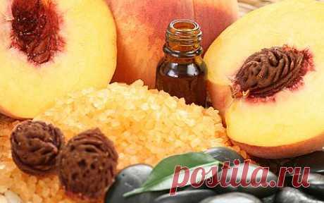 Персиковое масло и его уникальные свойства.