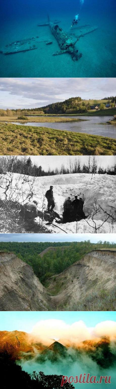 10 таинственных мест, где исчезали люди / Туристический спутник