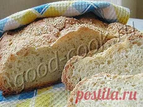 Хорошая кухня - хлеб с кабачками и луком. Кулинарная книга рецептов. Салаты, выпечка.