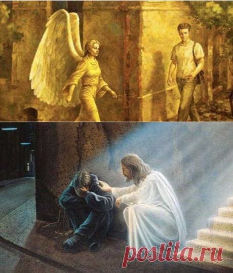 К каждому из нас раз в жизни приходит Бог