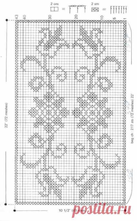 Цветочные-растительные-животные и подобные филейные схемы (50 Stueck)