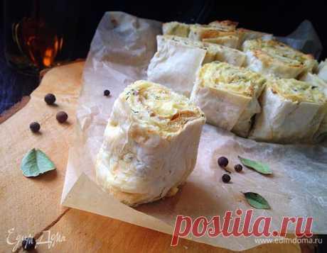 Вкусно, быстро, оригинально: 10 рецептов закусок из лаваша от «Едим Дома» | Официальный сайт кулинарных рецептов Юлии Высоцкой