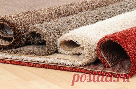Как почистить ковер в домашних условиях: 5 авторитетных лайфхаков