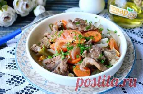 Рагу из говядины в пароварке - пошаговый рецепт с фото на Повар.ру