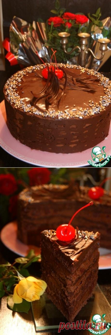 """Торт """"Марчелло"""" – кулинарный рецепт"""