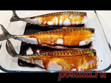 Простой и дешевый рецепт рыбы. Тает во рту. Очень вкусно и полезно! # 76