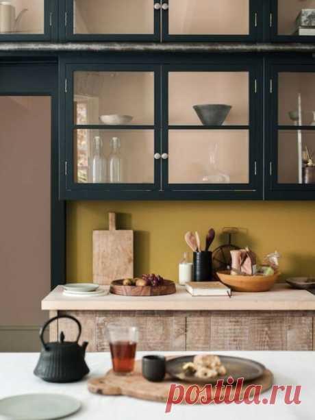 Кухня: 10 удачных интерьеров - tryhouse.ru