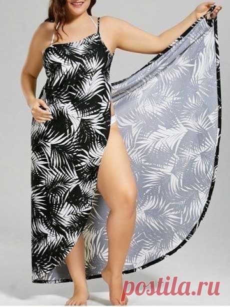 Идея для пляжного платья – лёгкий крой - оригинальная идея.
