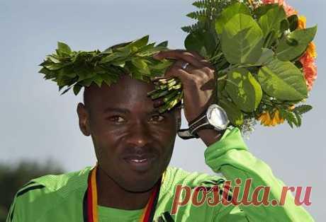 Статьи. БЕГ. Почему кенийцы побеждают в марафонах?. СПОРТ-ЭКСПРЕСС