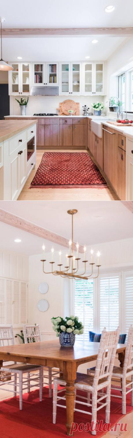 Красивый уют в загородном доме в США - Дизайн интерьеров | Идеи вашего дома | Lodgers