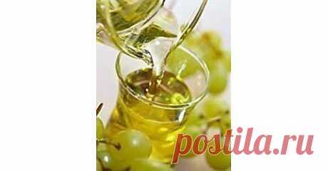 Кунжутное и виноградное масло..