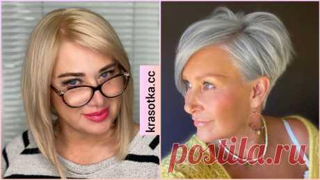 15 стрижек для пожилых на редкие волосы, которые повысят уверенность в своей красоте Женщины в пожилом возрасте очень часто перестают ухаживать за собой, уже смирившись с неизменными морщинами и седыми волосами. Стилисты утверждают, что модная стрижка сможет не только вернуть былую...