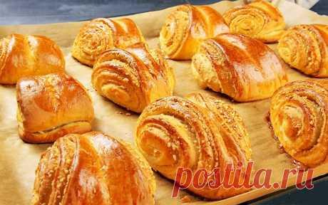 Ореховые булочки | Рецепты на SuperKuhen.ru