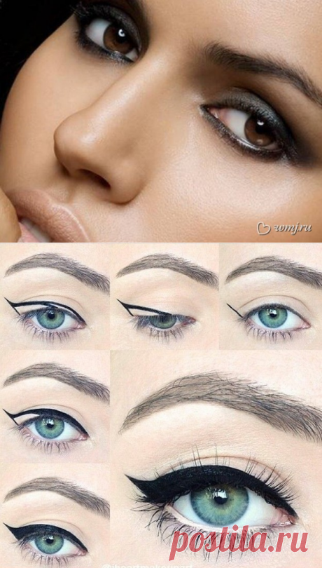 Все тонкости безупречного макияжа глаз