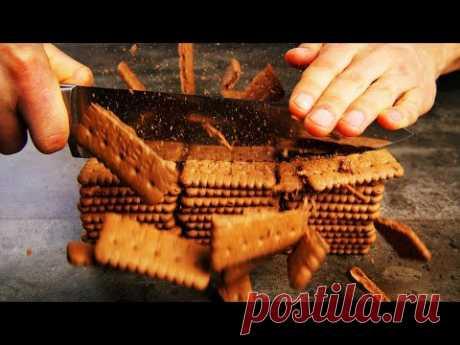 Вкуснее, чем в любой кондитерской! 3 хитрых способа быстро приготовить шикарный торт!