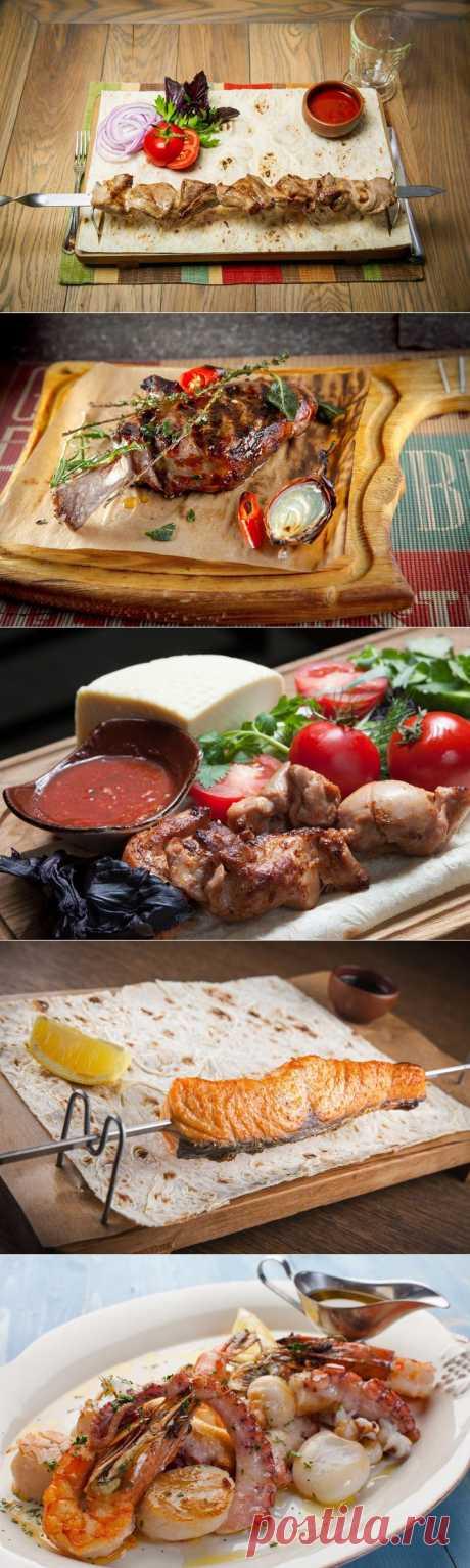 Вкусный шашлык: рецепты от шеф-поваров