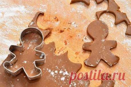 Новогодние пряничные человечки - что за чудо и с чем его едят... | Журнал Ярмарки Мастеров