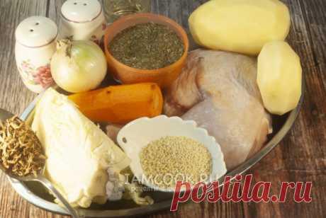 Щи из свежей капусты с пшеном — рецепт с фото пошагово