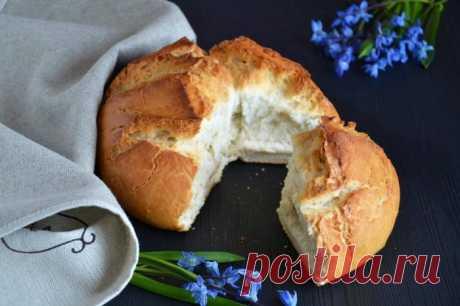 Кращий рецепт домашнього хліба, який я пробувала