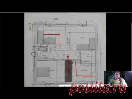 Дом в ГЕРМАНИИ // Проект дома на СУЩЕСТВУЮЩЕМ ФУНДАМЕНТЕ // Г-ОБРАЗНЫЕ ПОМЕЩЕНИЯ и что с ними делать