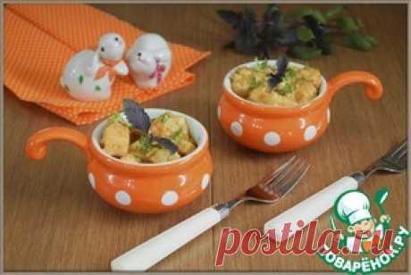 Курица в имбирном соусе - кулинарный рецепт