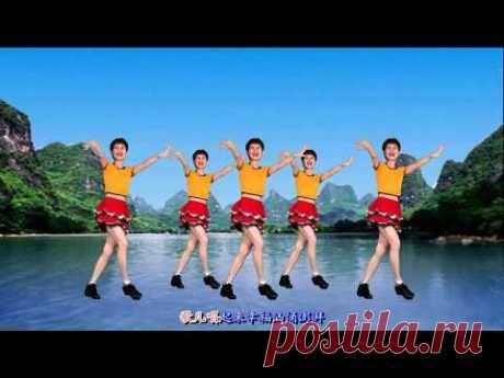 大眾健身舞《秀麗江山》美好河山多豪邁,中華兒女舞起來! 【笑春風廣場舞】
