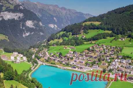 Кантон Обвальден: вокруг ангельской горы Энгельберг - Русская Швейцария