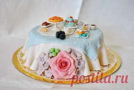 Торты на заказ — Производство тортов и пирожных на заказ