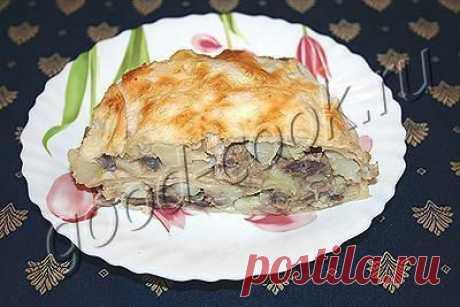 Пироги из лаваша (общие сведения).