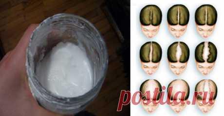 Содовый шампунь, который спасет ваши волосы! Ваши волосы будут более чем благодарны!