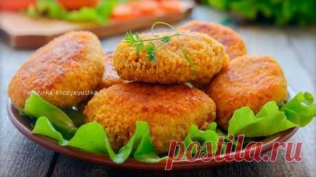 Las recetas de las croquetas magras - Perchinka la ama