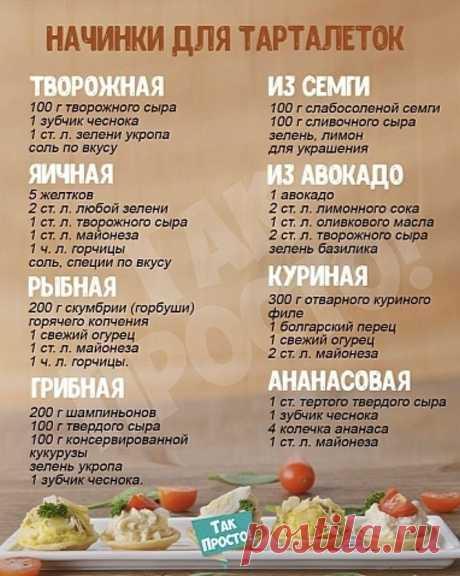 Мировой повар | GIF рецепты