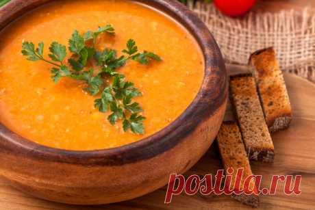 Мой любимый чечевичный суп | По Секрету Всему Свету | Яндекс Дзен