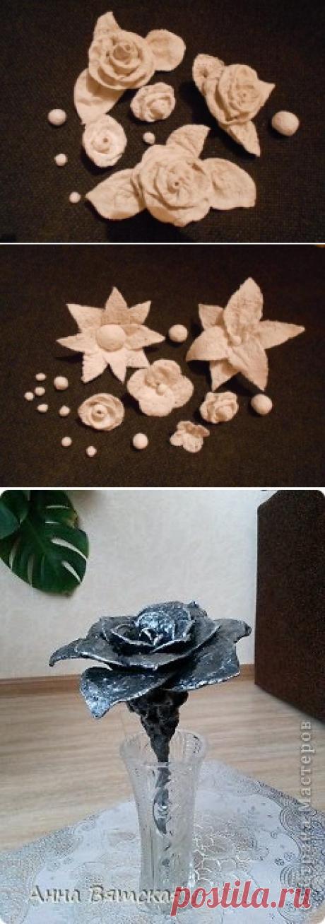 Моя кованная роза...или оживление неживой материи.. | Страна Мастеров
